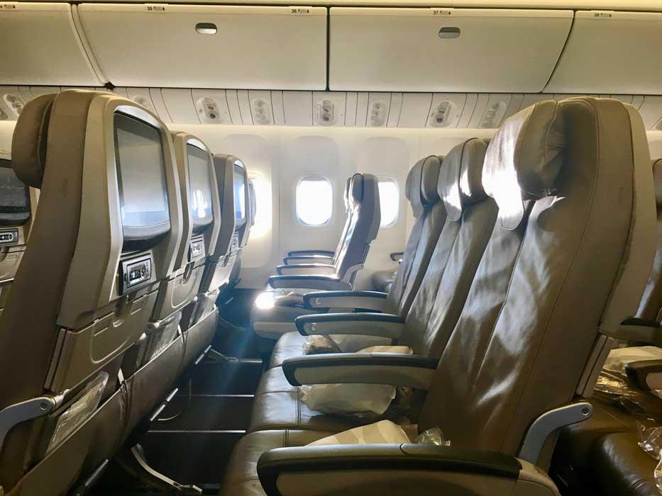 saudia airlines avion