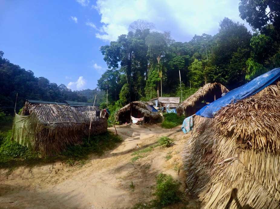 village trek taman negara