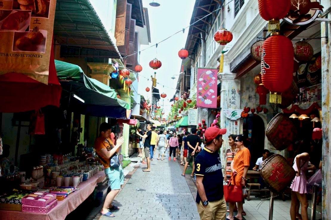Concubine Street Ipoh