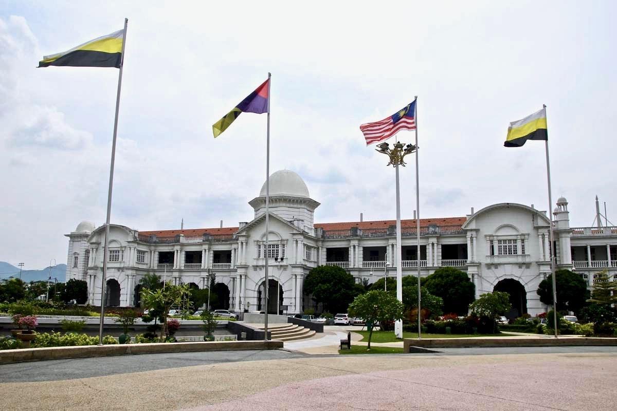 Gare Ipoh architecture