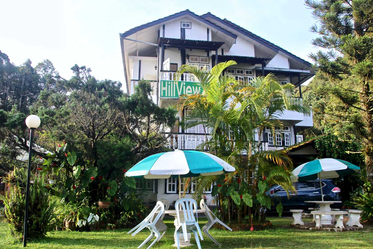 Hillview Inn hotel cameron highlands