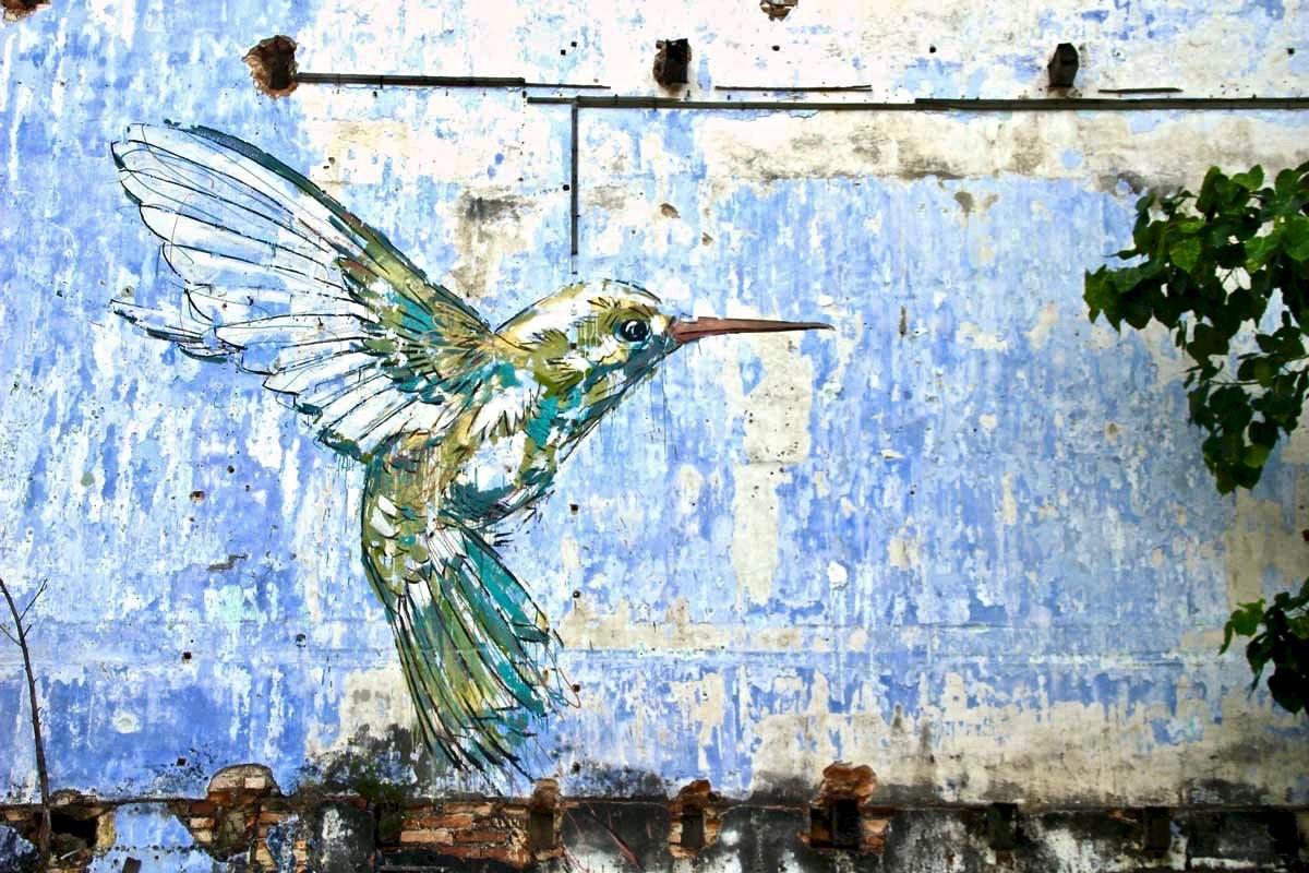 Visiter Ipoh en 2 jours : Street Art et culture