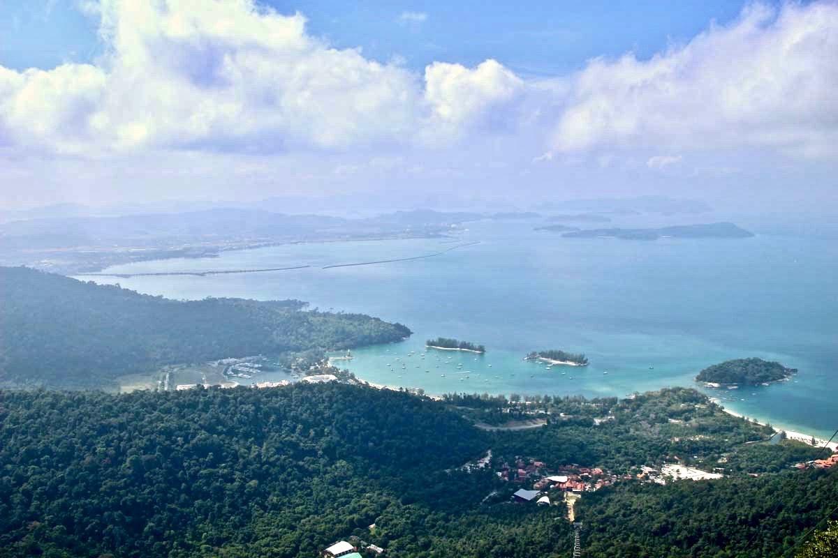 Ile Langkawi Malaisie