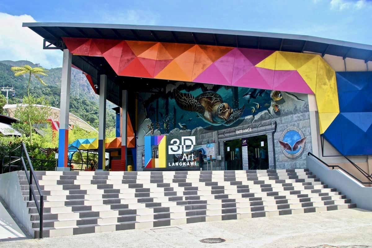 Langkawi 3D Art Gallery