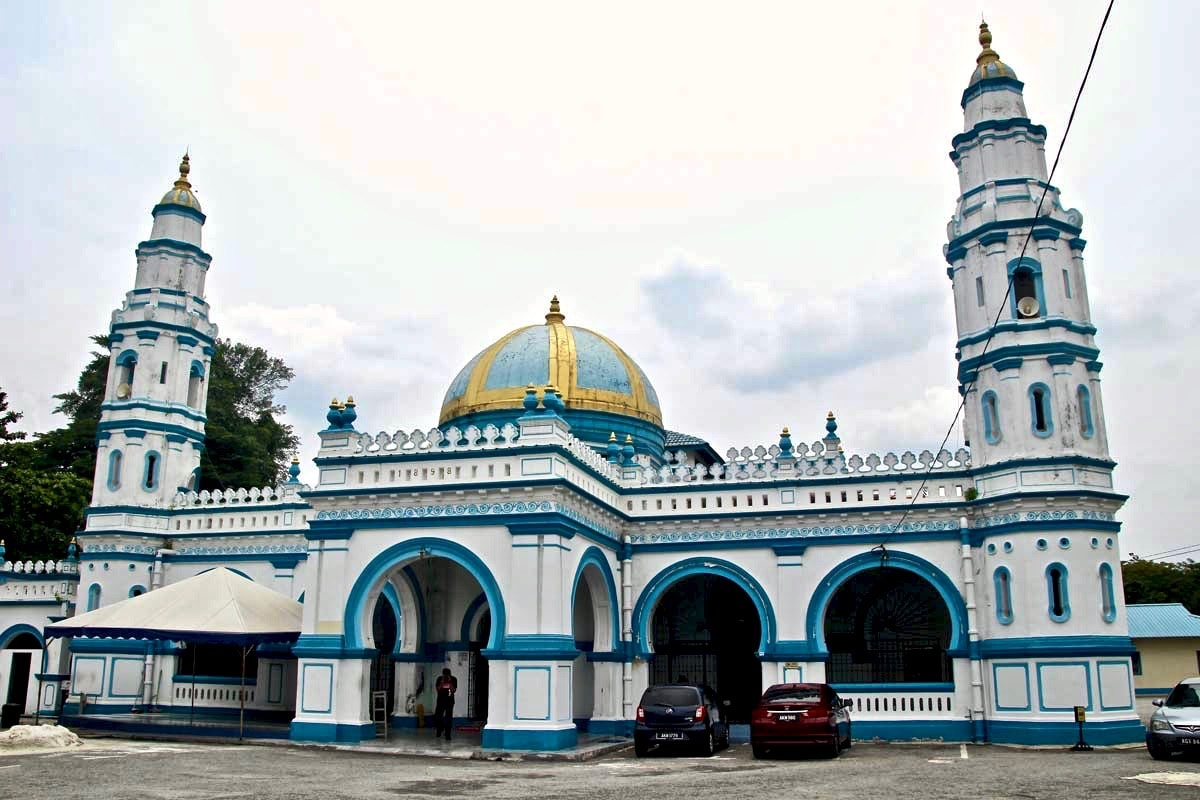 Mosquee Ipoh