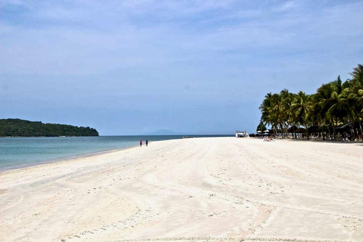 Pantaï Cenang plage Langkawi