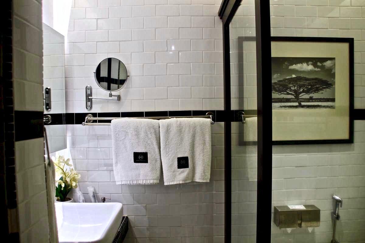 Salle de bain M boutique hotel Ipoh