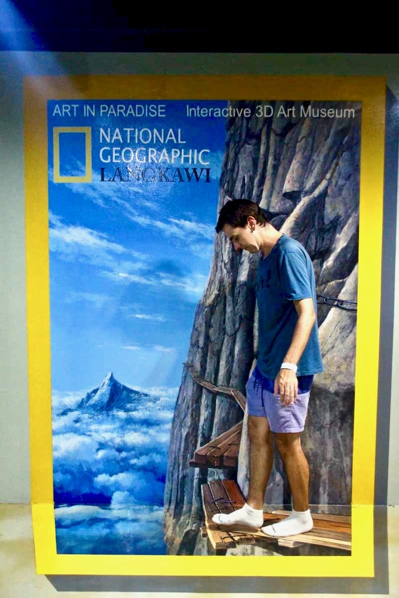 Tom National Geo Langkawi 3D