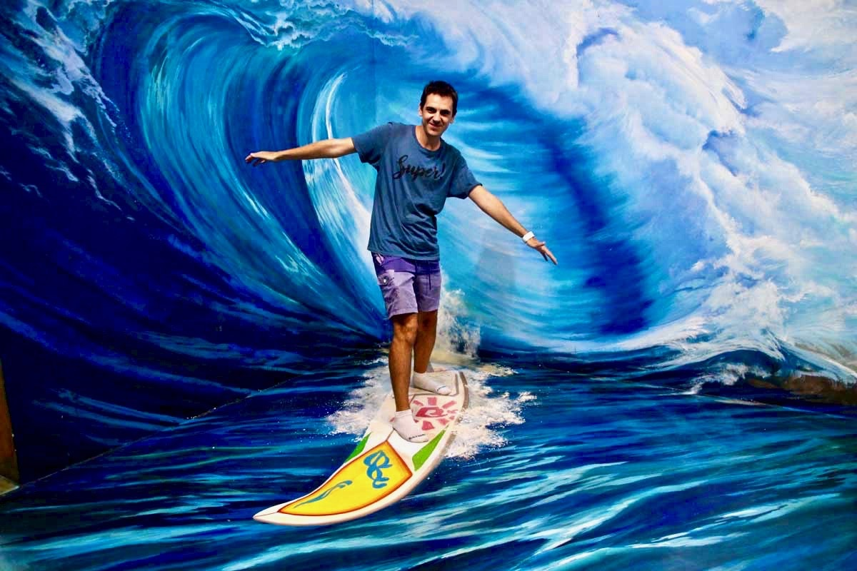 Tom Surf langlawi 3D
