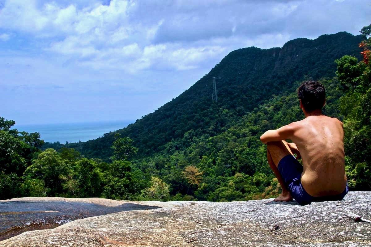 Tom vue cascades Langkawi
