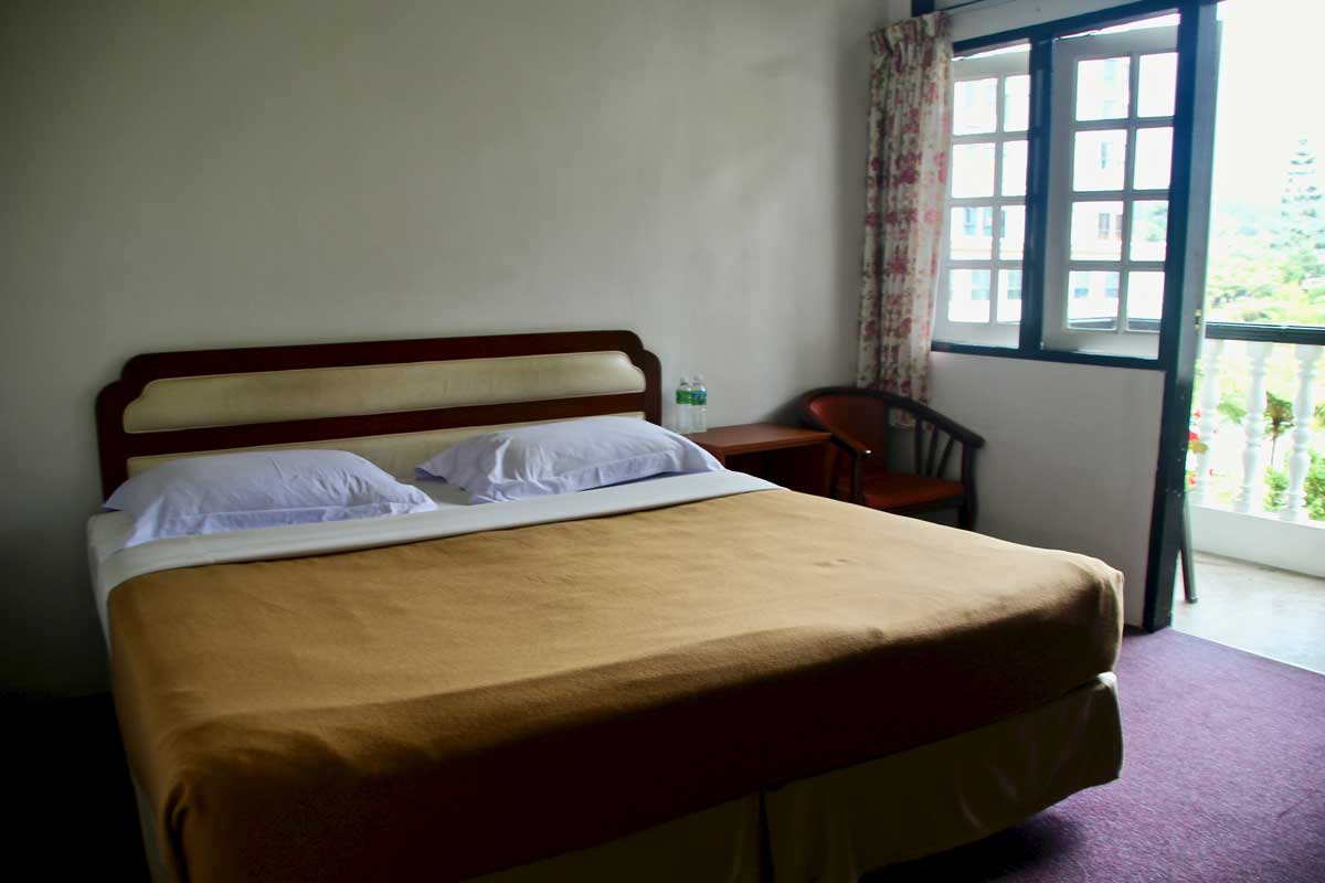 chambre Hillview Inn hotel cameron highlands