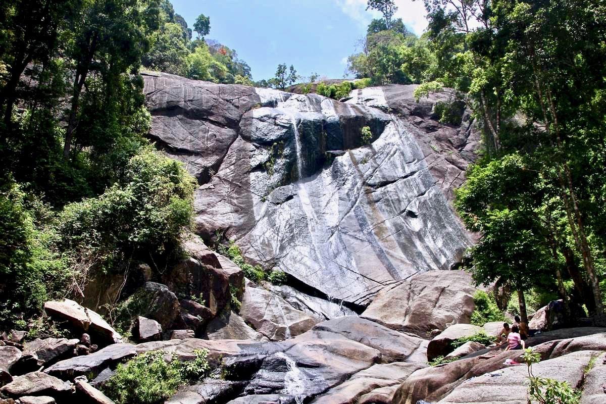 chute cascades Langkawi