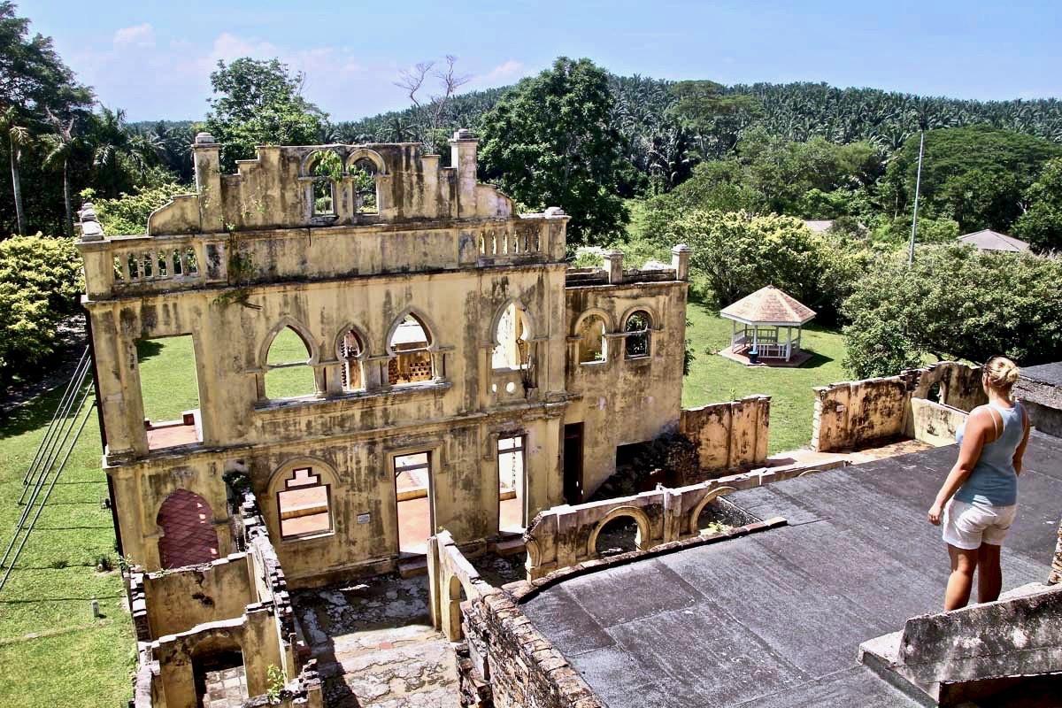 elo terrasse Kellie's Castle Ipoh