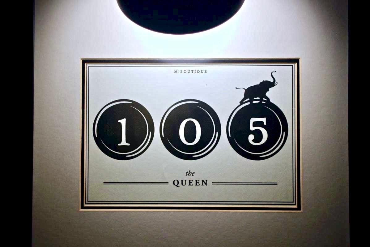 numero M boutique hotel Ipoh