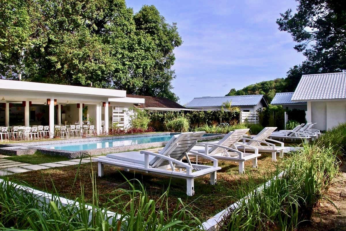 piscine La Pari Pari Langkawi