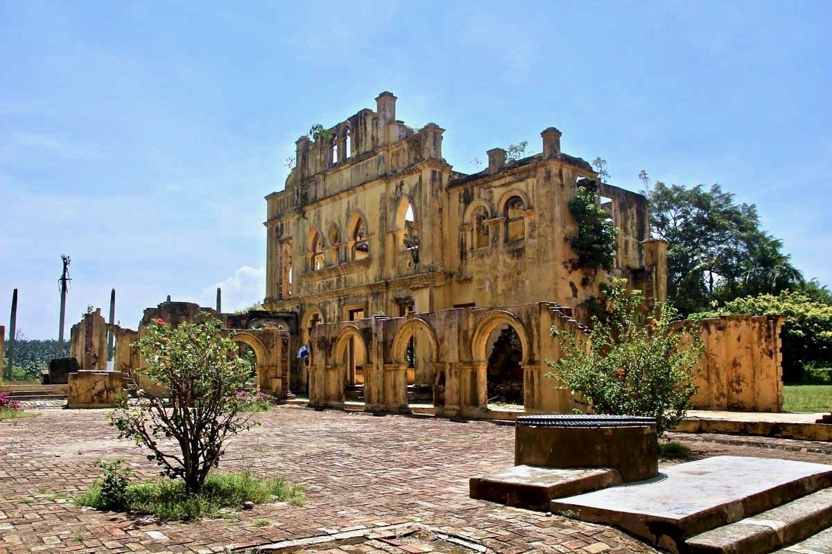 ruines Kellie's Castle Ipoh