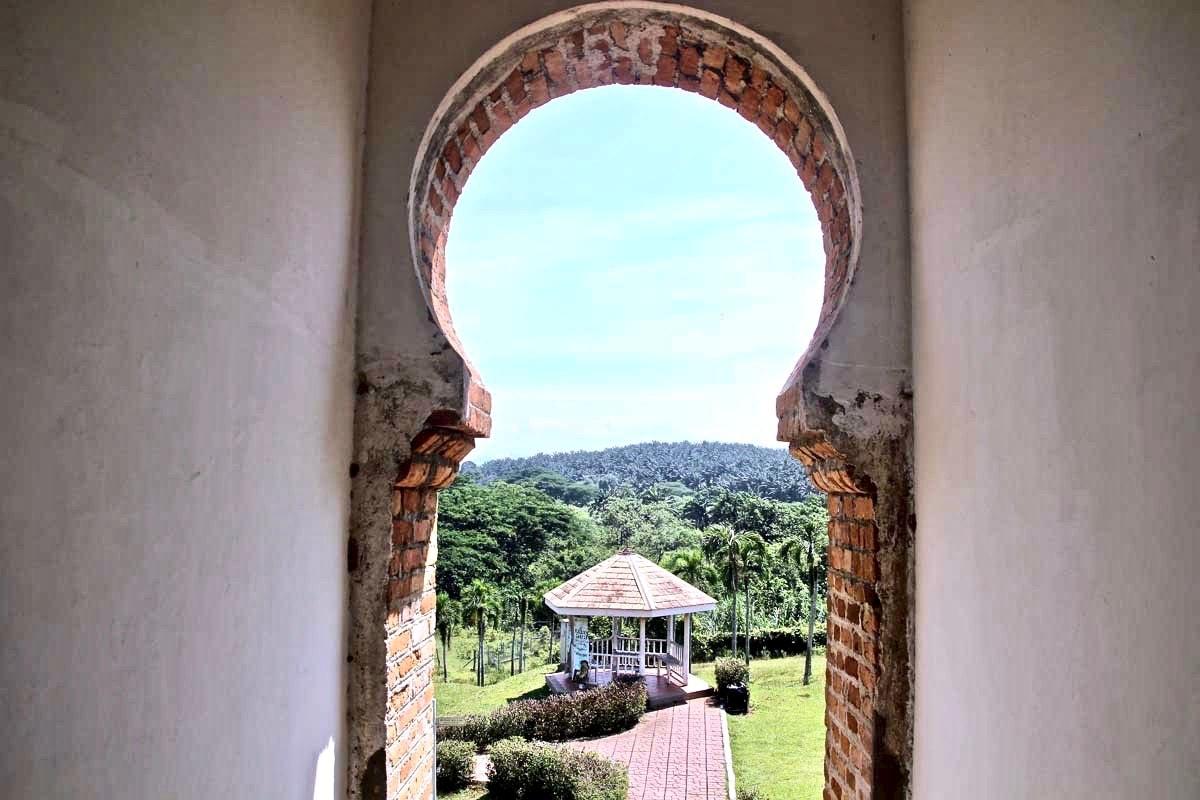 vue Kellie's Castle Ipoh