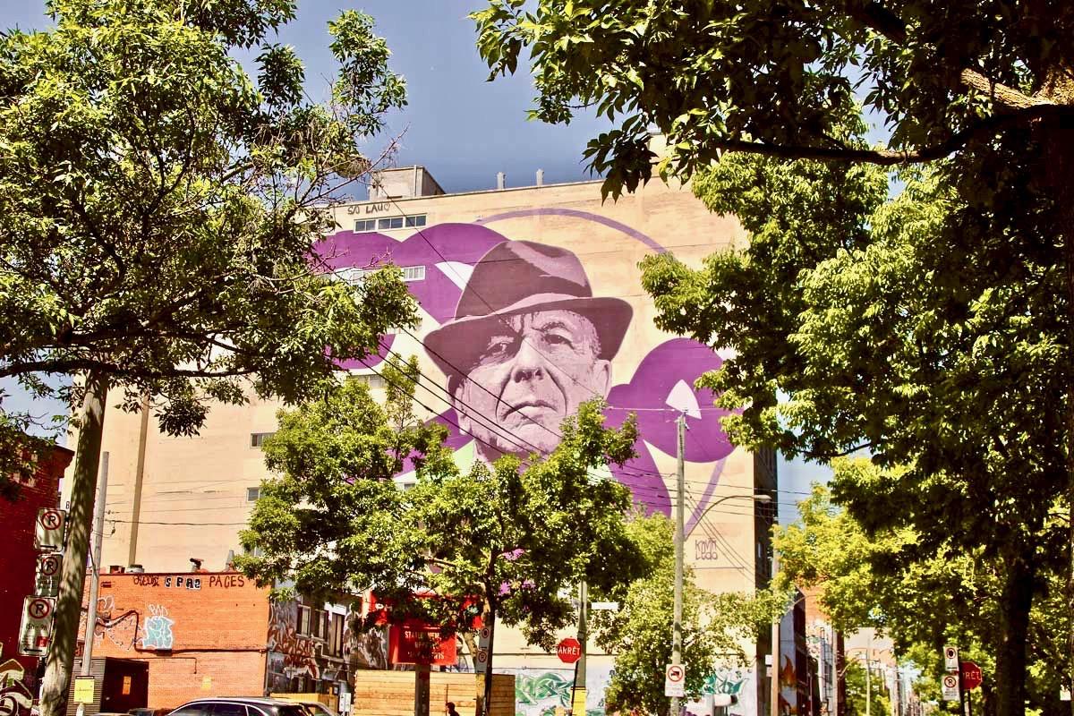 Street Art Mural Montréal Street Art à Montréal