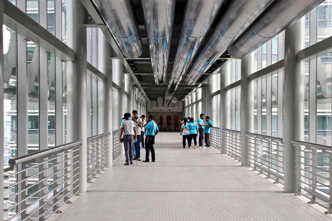 SkyBridge Tours Petronas Kuala Lumpur