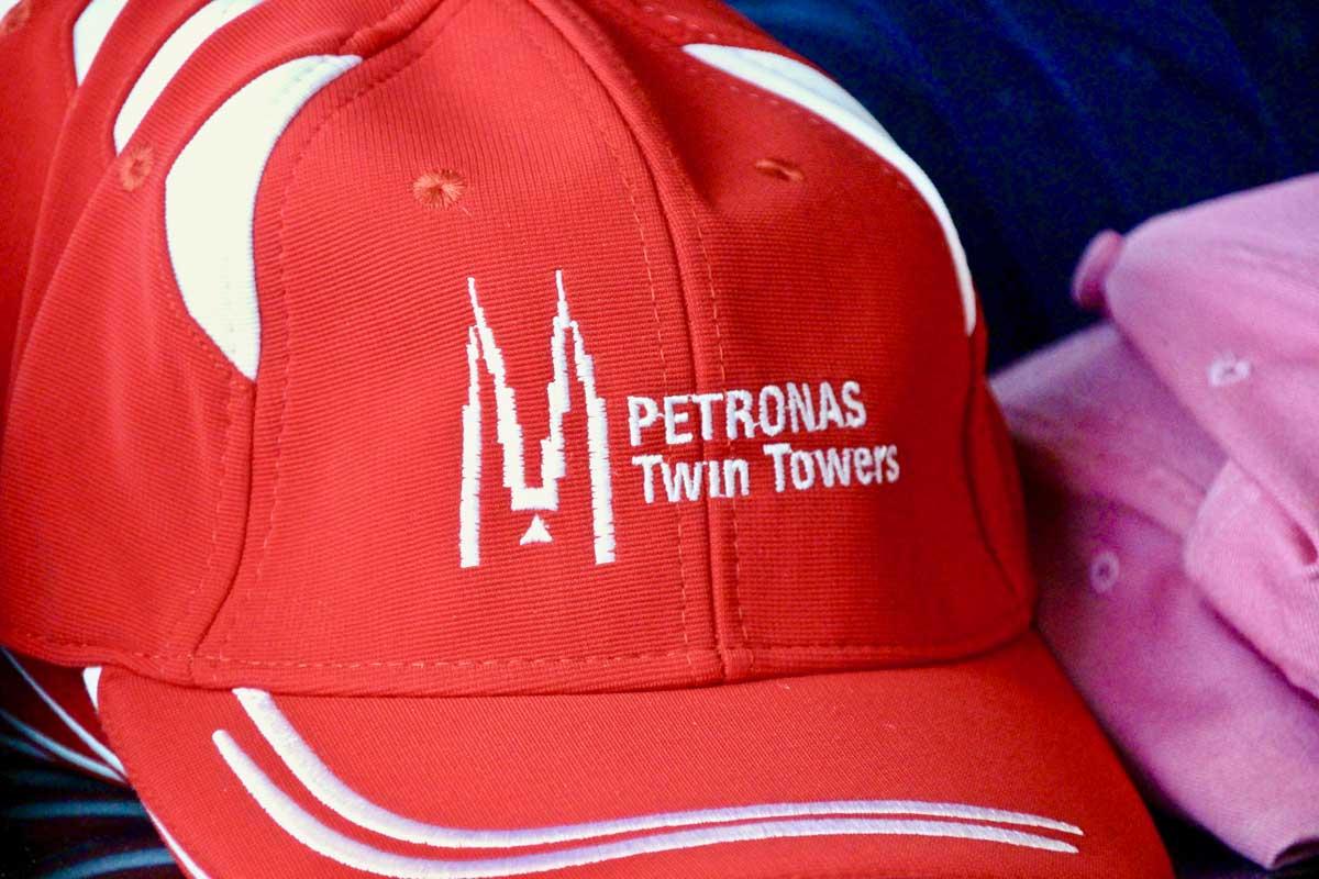 casquettes Tours Petronas Kuala Lumpur