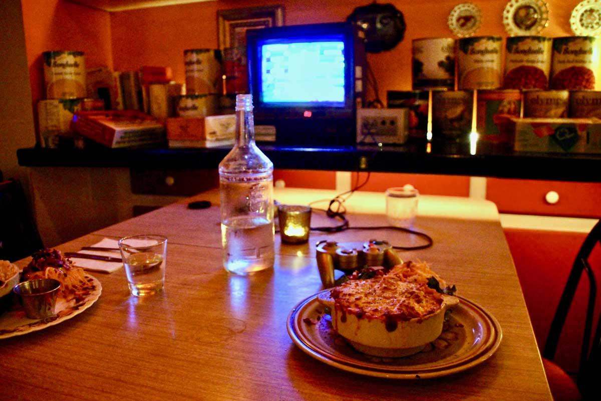 Bonne soiree La Cuisine Restaurant Quebec