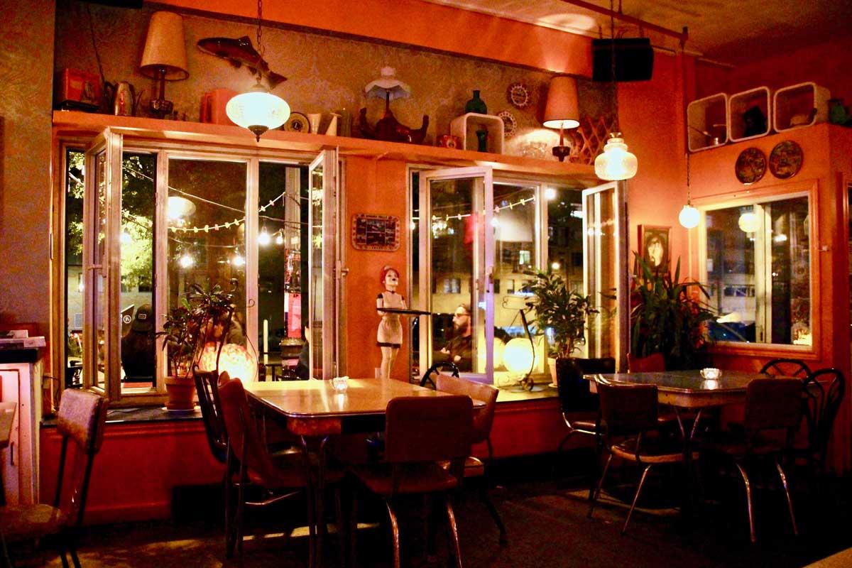 La Cuisine interieur Restaurant Quebec