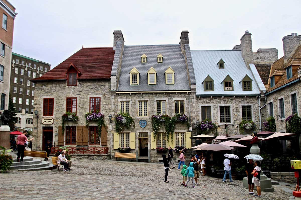 place royale petit champlain quebec