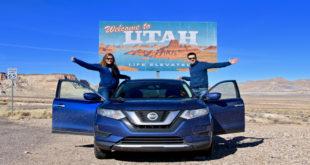 12 jours de road trip dans l'Ouest Américain : notre itinéraire