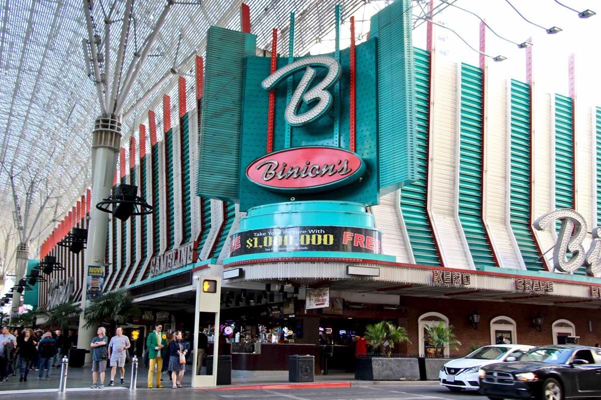 Casino Binions Las Vegas