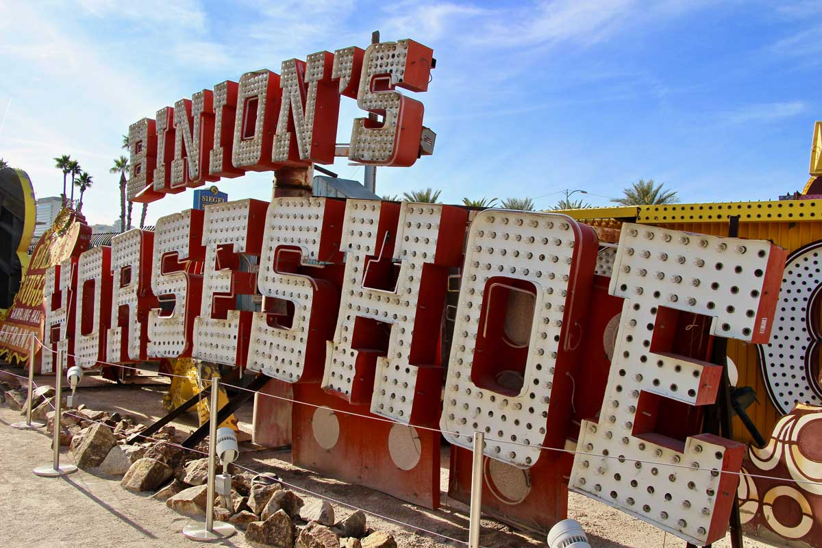 Neon Binions Las Vegas
