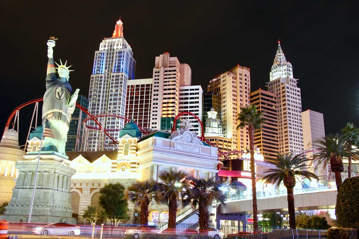 New York New York Casino Hotel Las Vegas