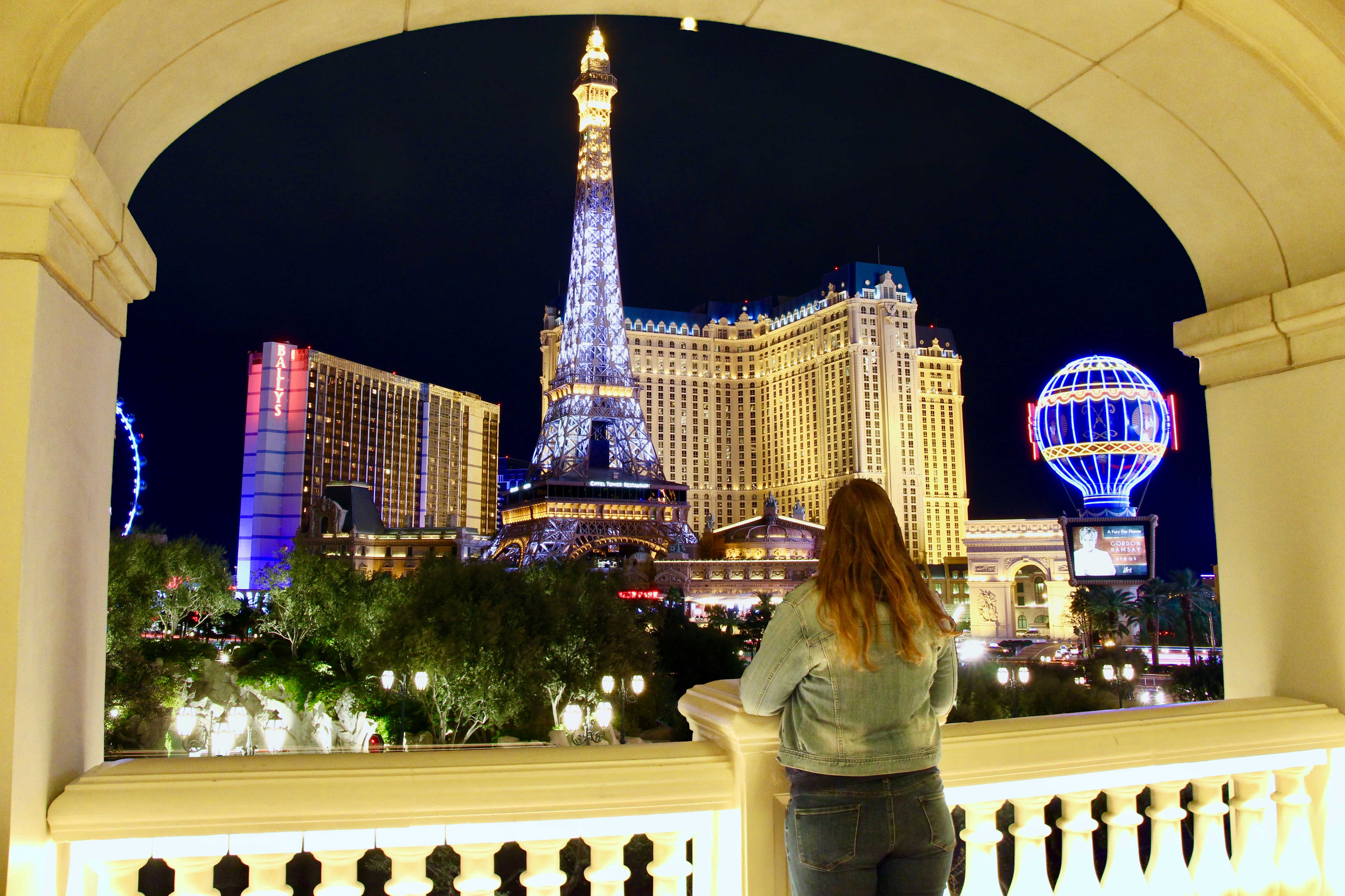 Paris Planet Hollywood Las Vegas Hotel Casino
