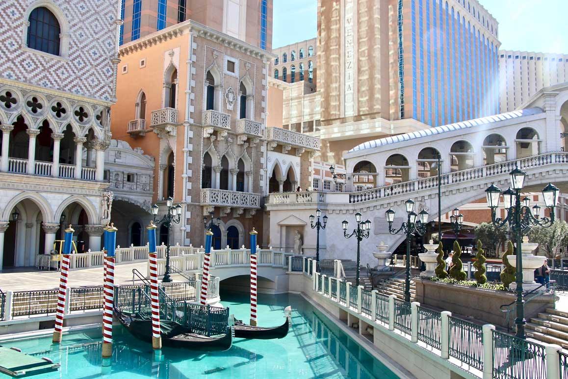 Venezzian hotel casino Las Vegas