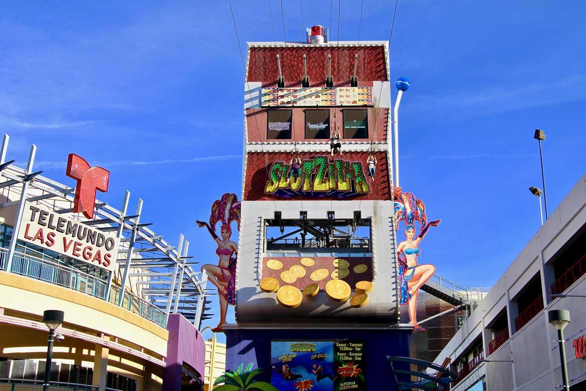 ZipLine Fremont Street Las Vegas