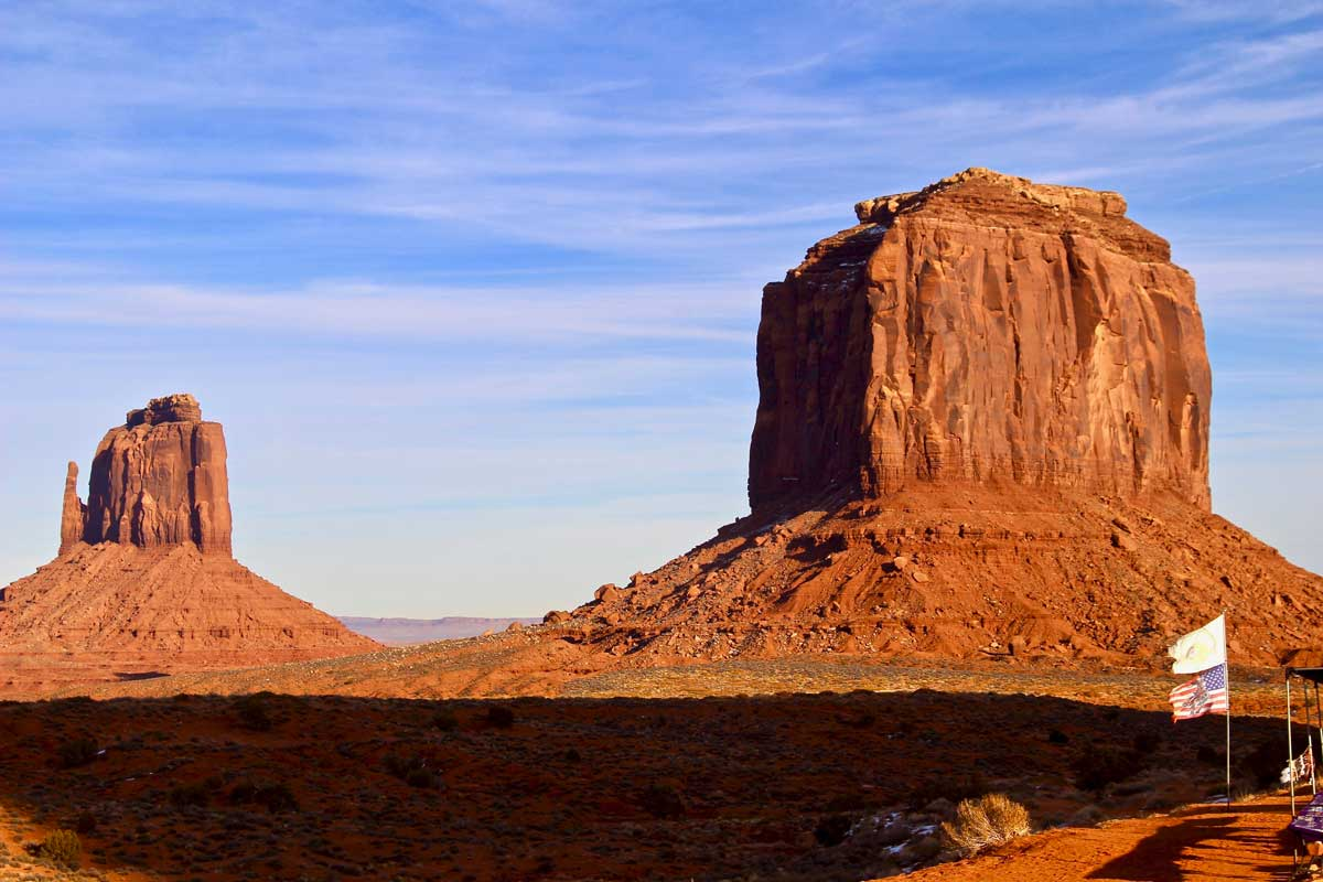 butes monument valley