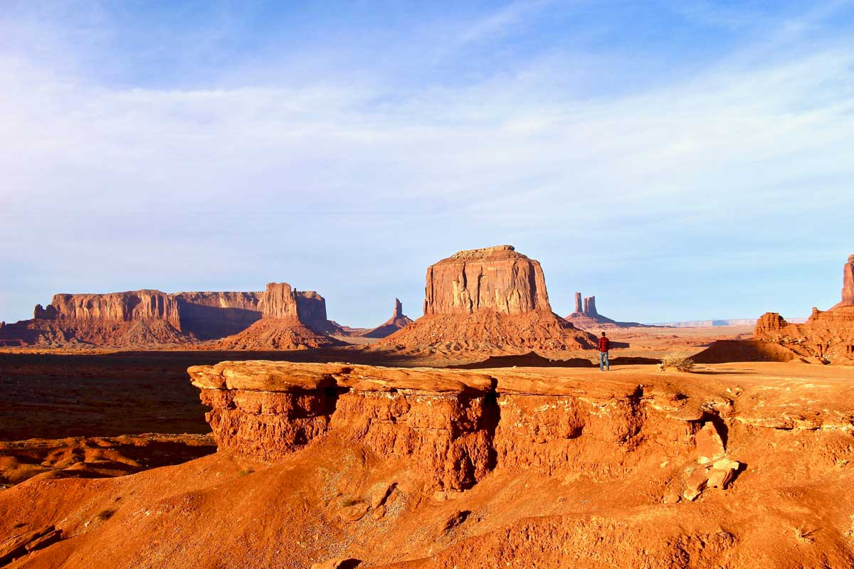 john Ford s Point monument valley