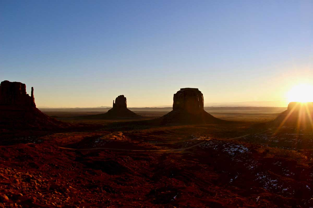 visiter monument valley   ambiance western