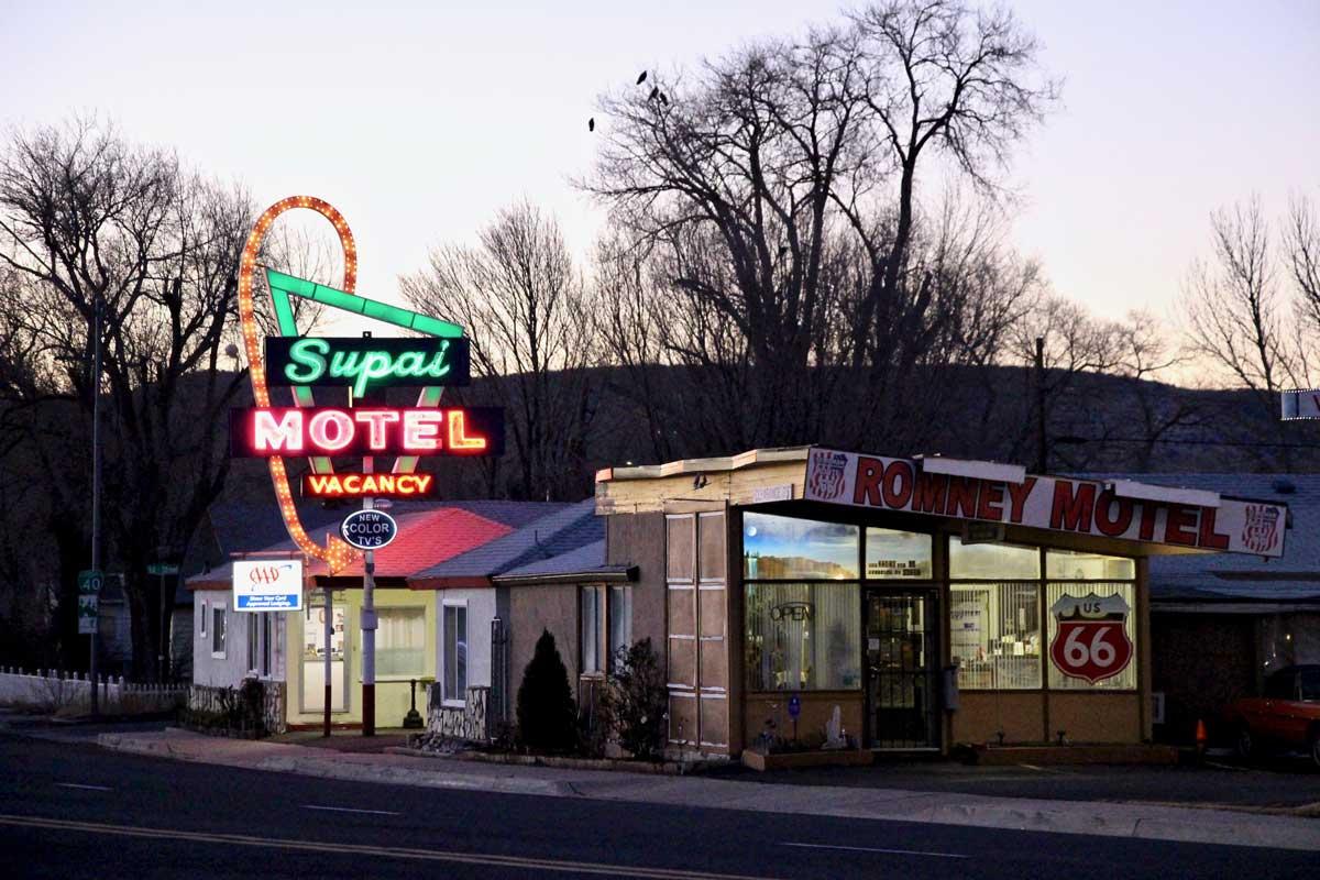 motel seligman