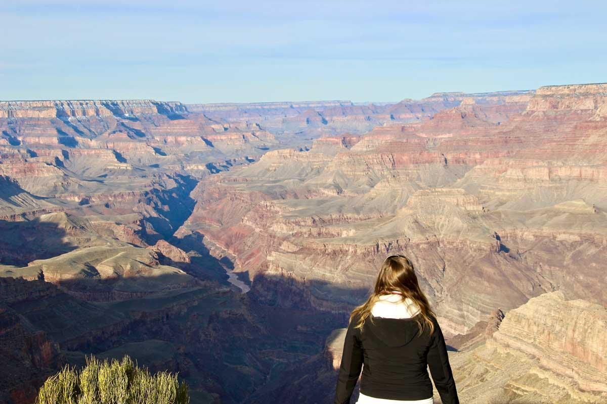 panorama grand canyon usa