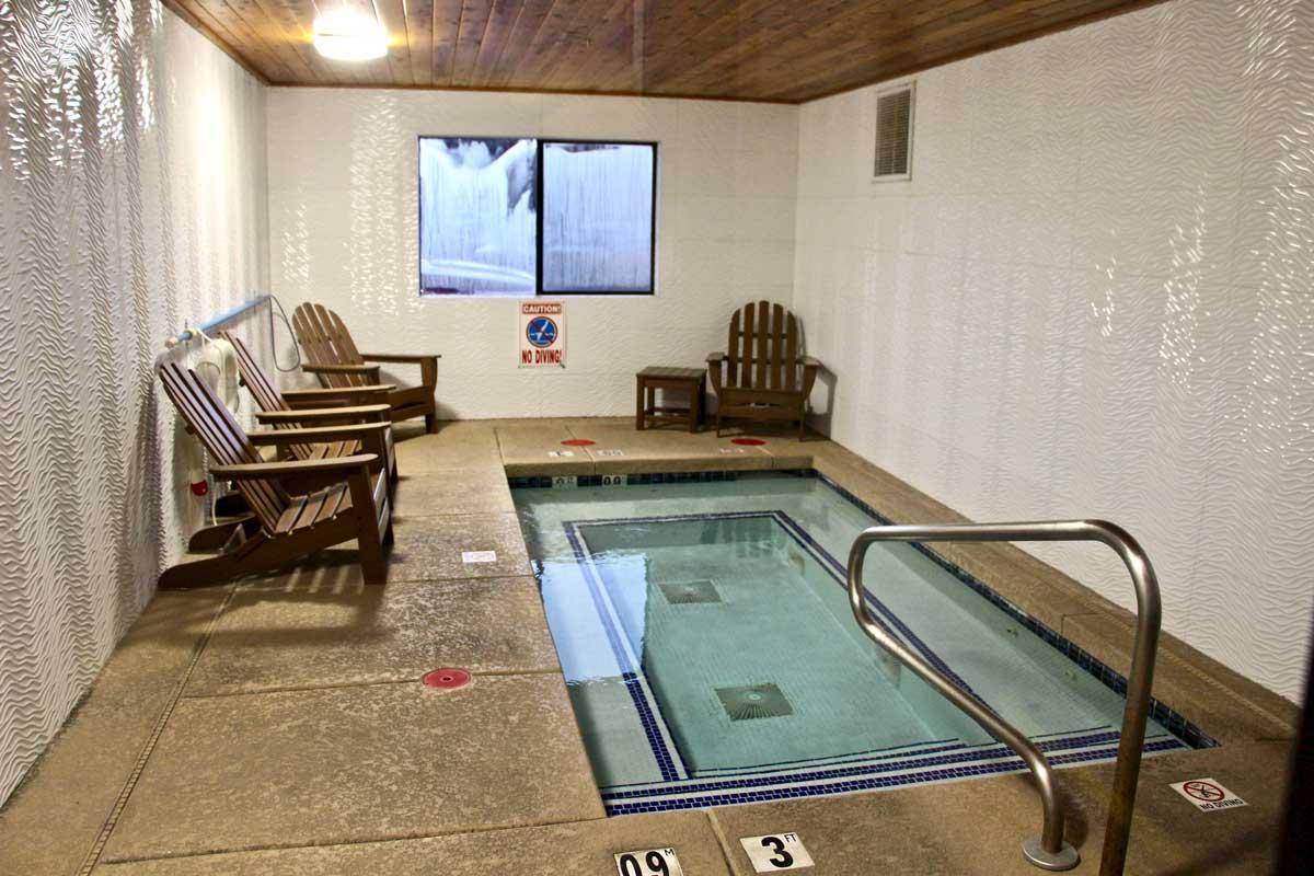 piscine hotel tusayan grand canyon usa