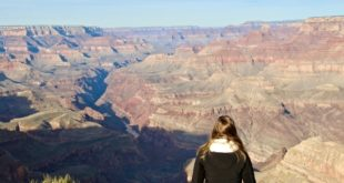 Visite du Grand Canyon en hiver