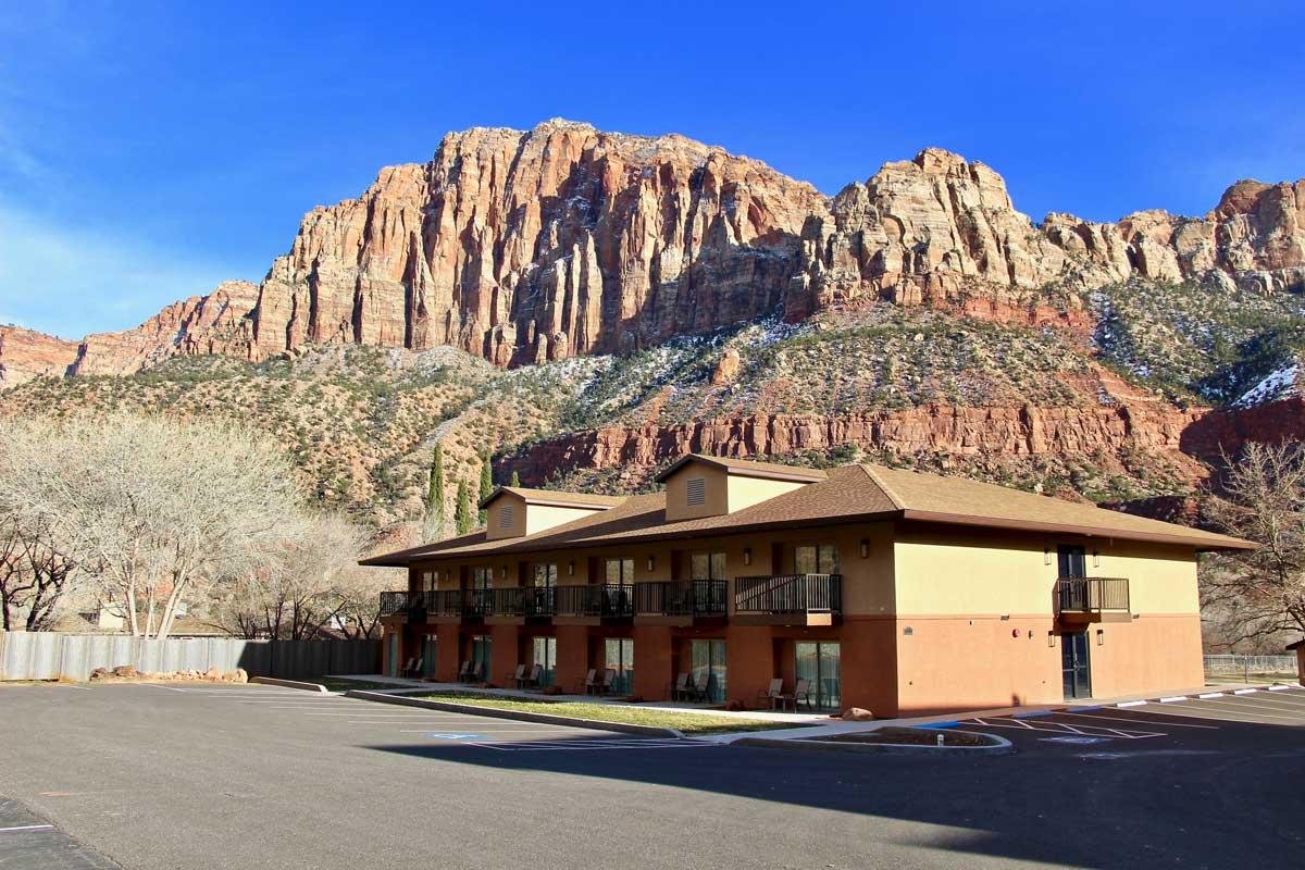 Bumbleberry Inn hotel Zion