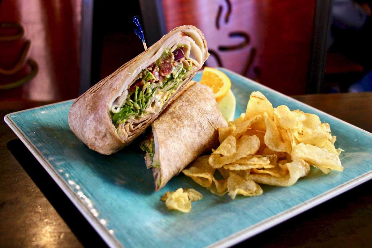 Cafe Restaurant Soleil Zion Usa