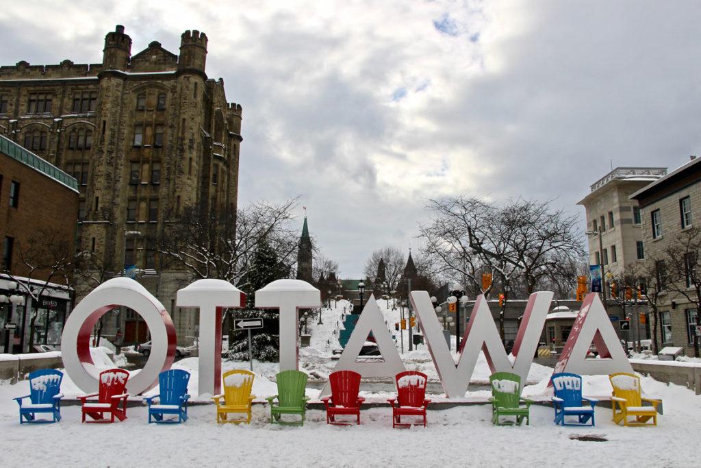 Road trip en Ontario : Ottawa