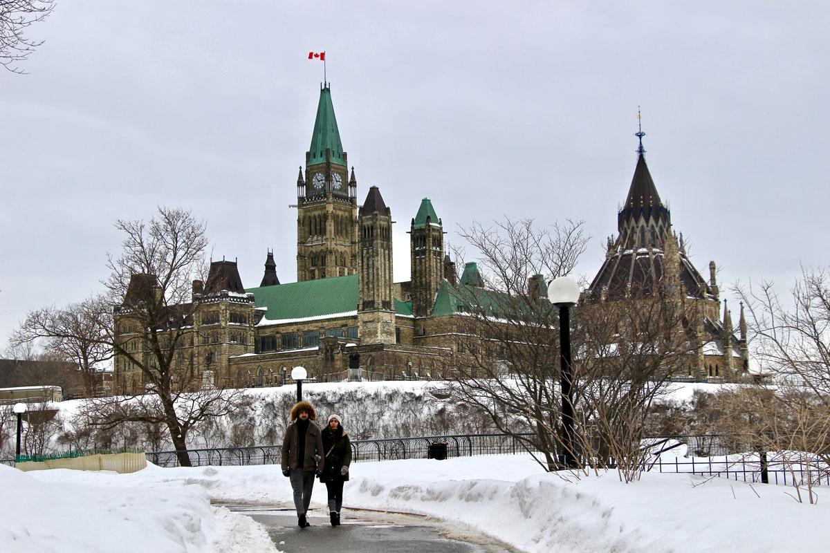 Parlement Ottawa Parc Majors Hill
