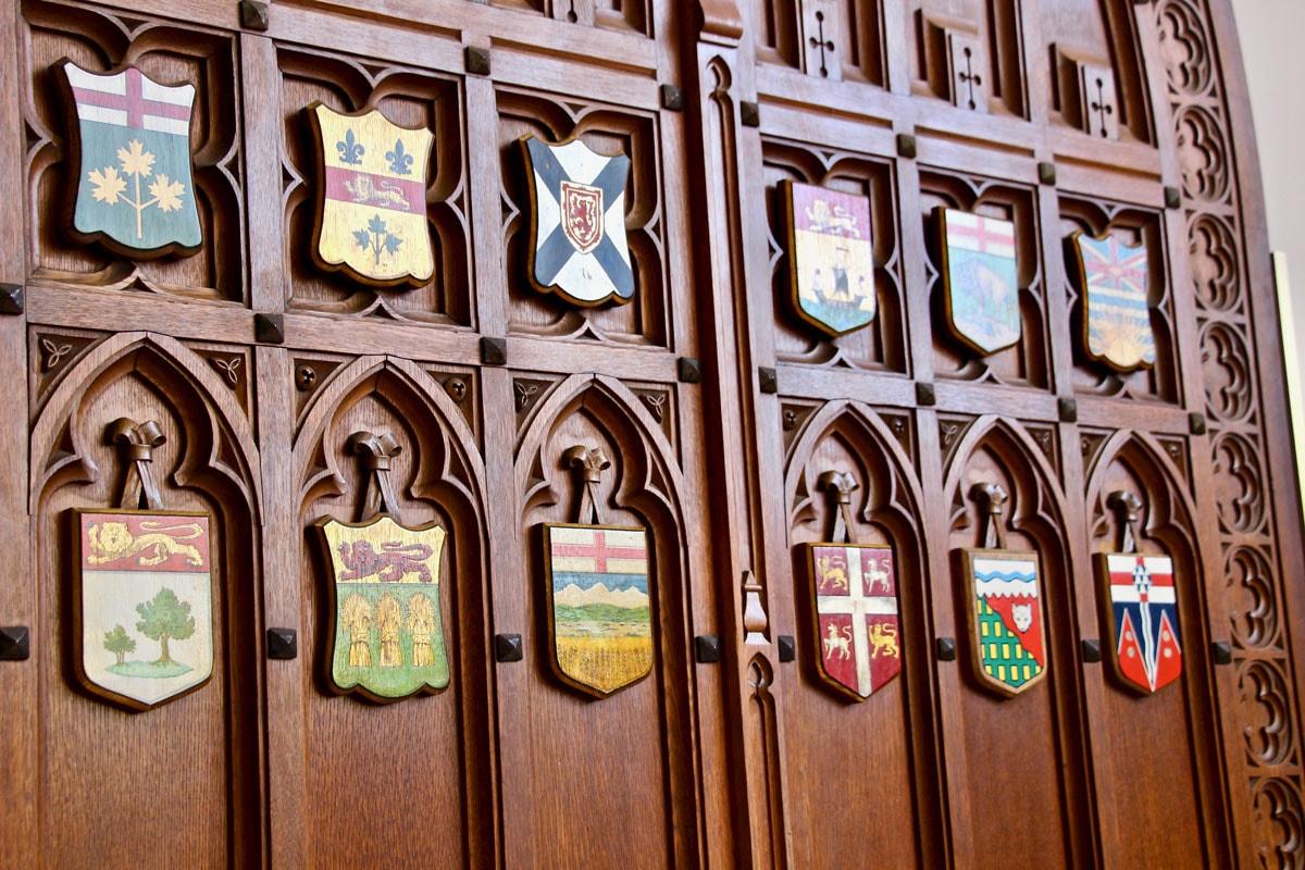 Visite guidee Sénat Ottawa