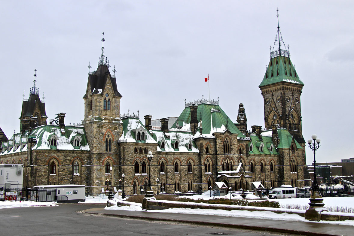 aile ouest parlement ottawa