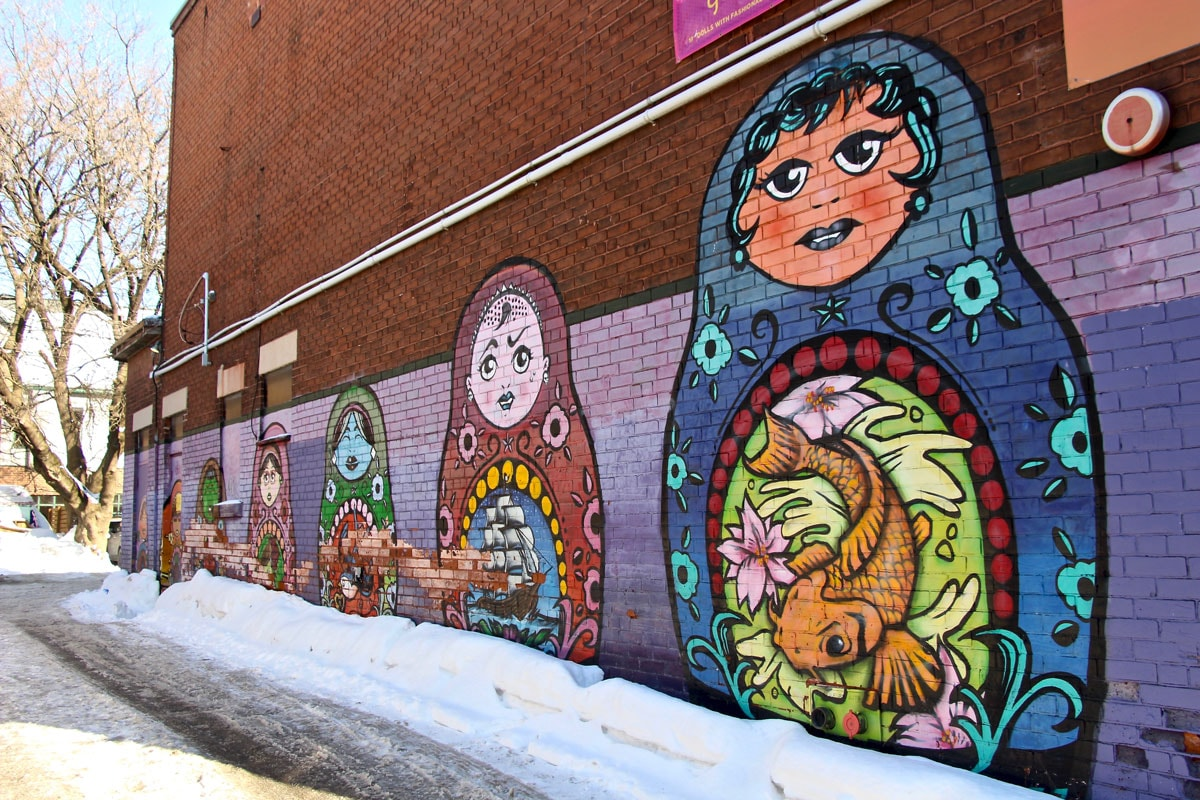 street-art the glebe ottawa