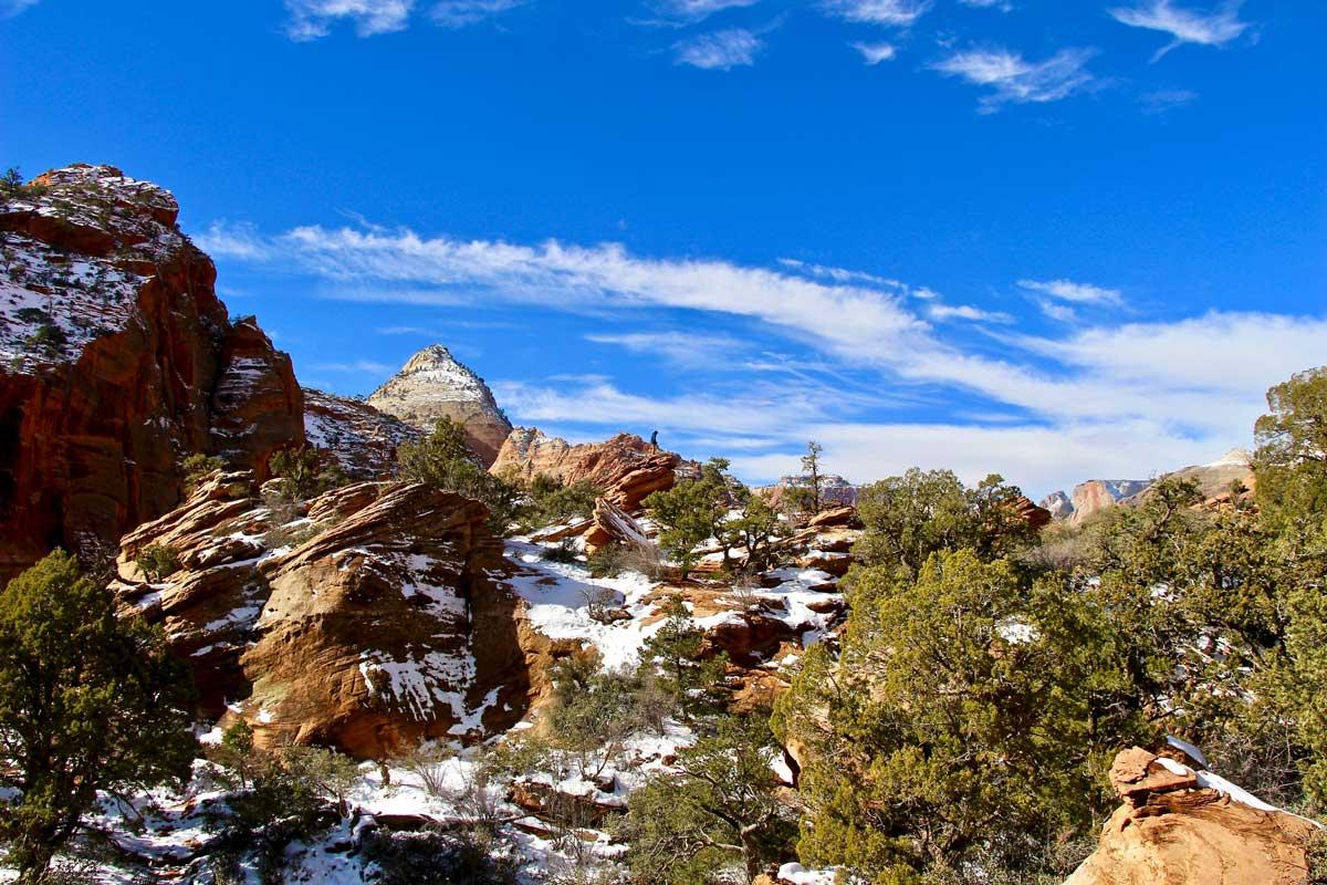 trek vue panoramique Canyon Zion