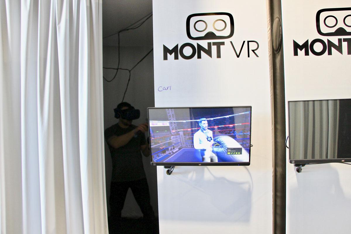 Boxe montVR Montreal